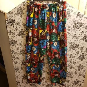 Marvel pajama pants
